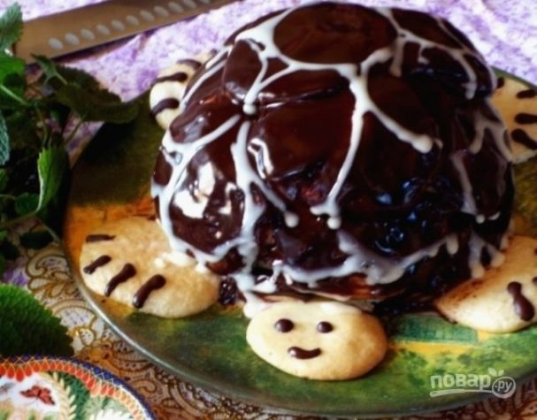 рецепт торт черепаха на повар.ру