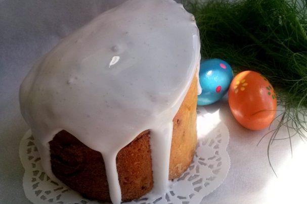 Глазурь для кулича без яиц