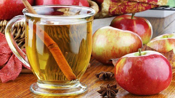 Яблочный квас без дрожжей