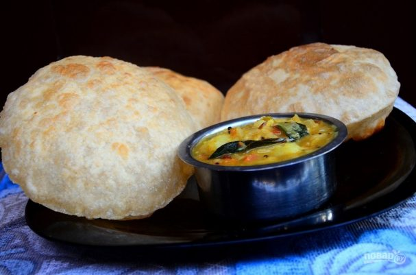 Индийский завтрак