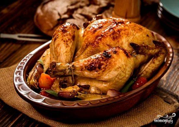 Курица по-мадридски