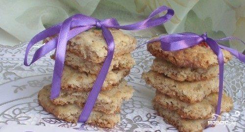 Печенье из злаков