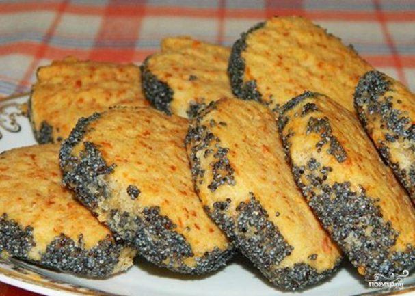 Рецепт печенье с сыром пошаговый рецепт