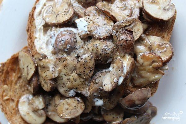 Как сделать грибы в сыре 357