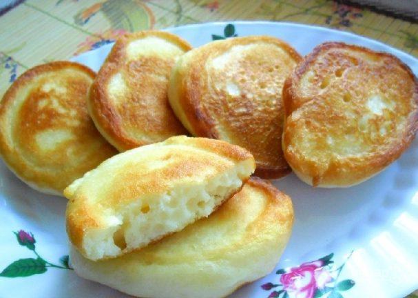 Оладушки без яиц на воде рецепт пошагово с