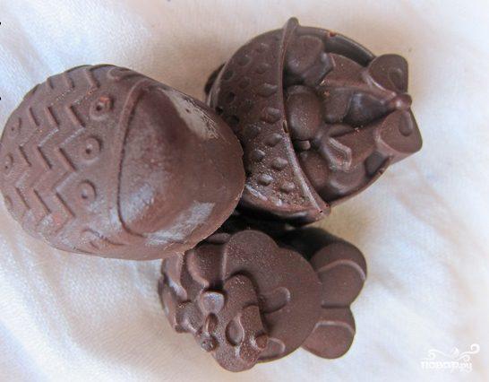 Сухофрукты в шоколаде