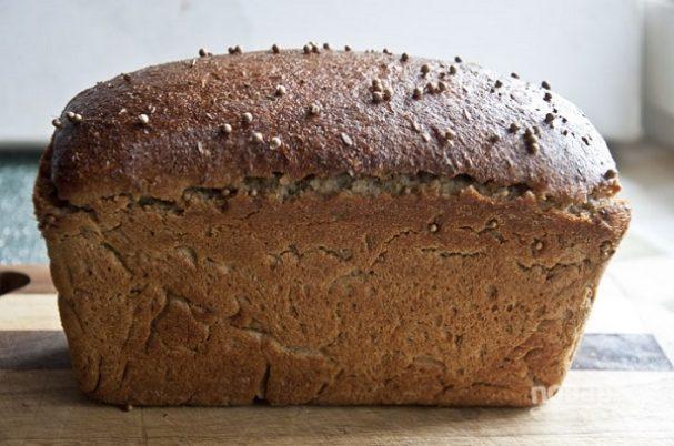Ржаной хлеб заварной