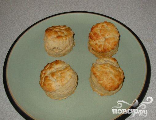 Корнуэльские булочки