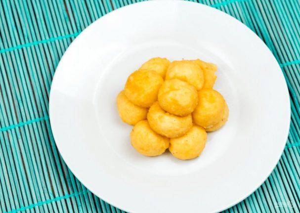 Сырные шарики (2 рецепта)