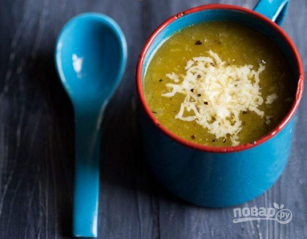 Суп тыквенный со специями