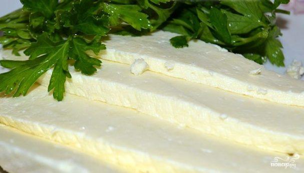 "Сыр ""Сиртаки"" в домашних условиях"