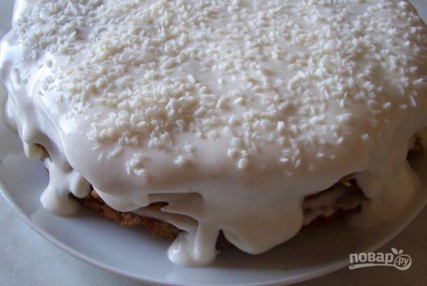 Торт овсяный
