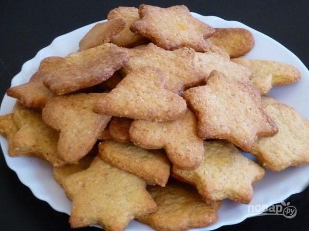 Рецепты печенье со сметаной