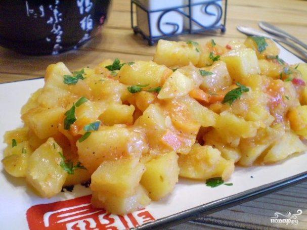 Картофельное рагу