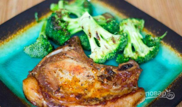 Простой рецепт свинины в духовке