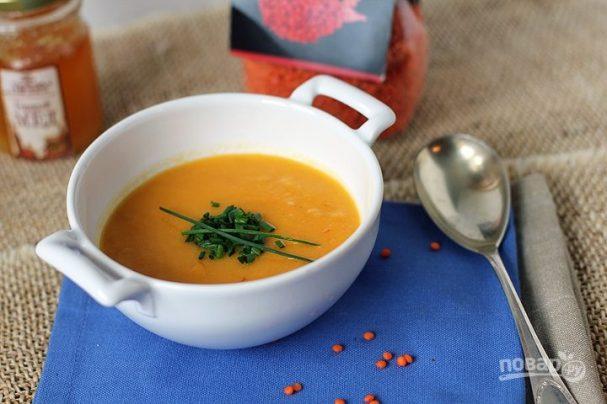 Диетический суп из чечевицы для похудения
