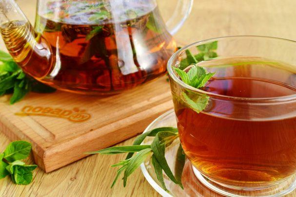 Чай: 3 рецепта