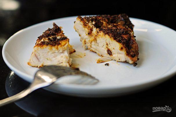 Вкусный рецепт курицы