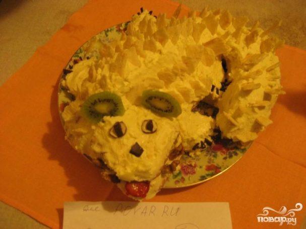 """Торт """"Дракоша"""""""