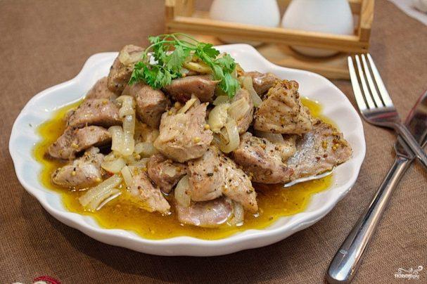 Салат из петрушки и кинзы рецепт