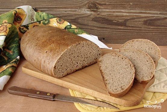 """Хлеб """"Рижский"""" в хлебопечке"""