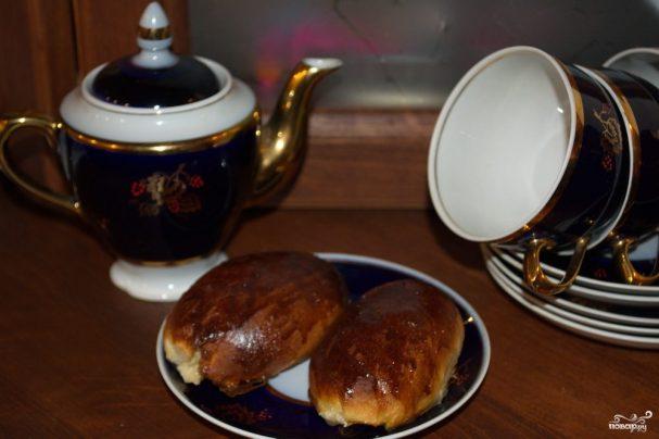 Дрожжевое тесто для пирожков в духовке