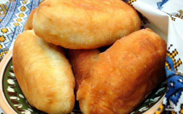 Пирожки на сковороде на кефире
