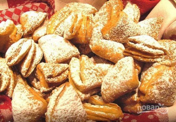 Рецепт печенья от юлии высоцкой