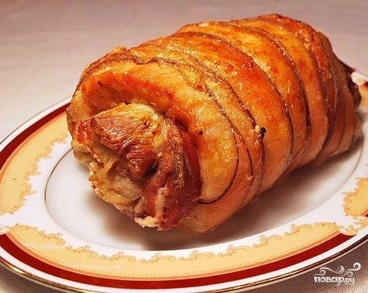 пошаговый Пашина рецепт рецепты свиная