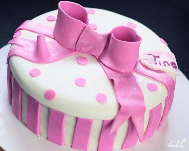 Торт за 20 минут