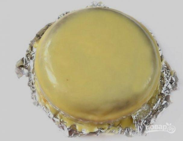 Глазурь из белого шоколада