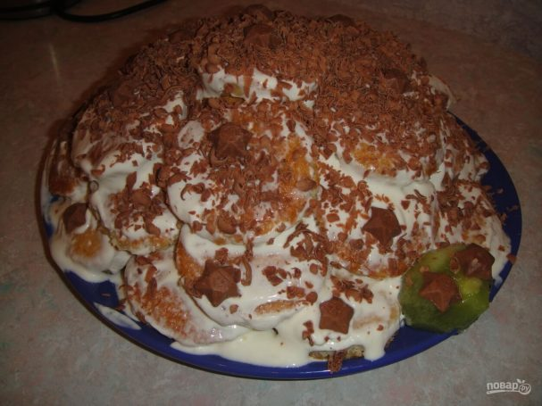 Торт черепашка рецепт с пошаговым