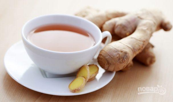 Имбирь (чай)