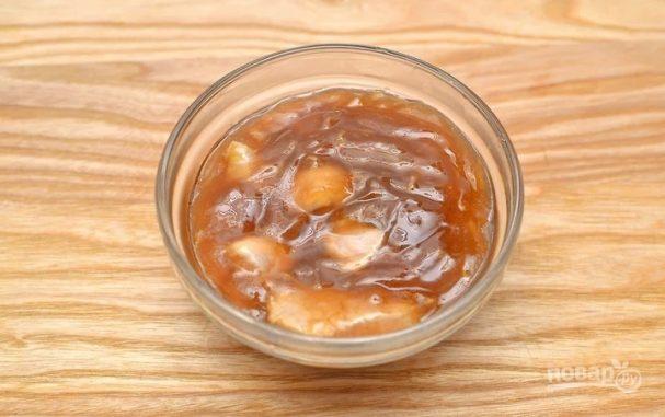 Китайский коричневый соус