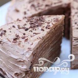 Шоколадная глазурь Меренга