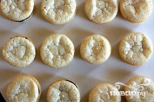 Печенье из миндальной пасты