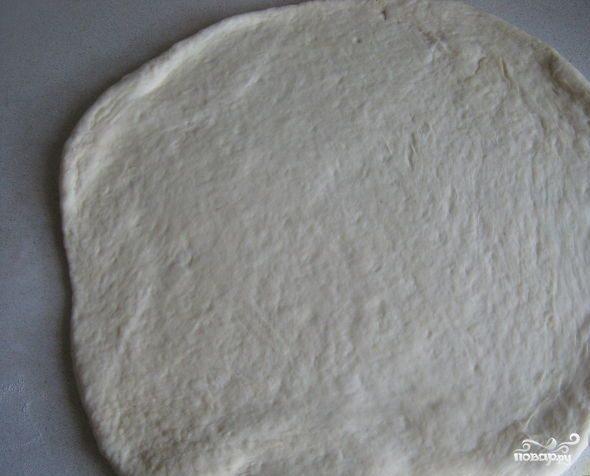 Дрожжевое тесто для рыбного пирога