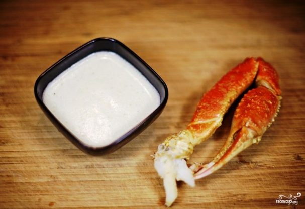 Соус для морепродуктов