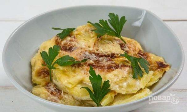 Гратен (картофель)
