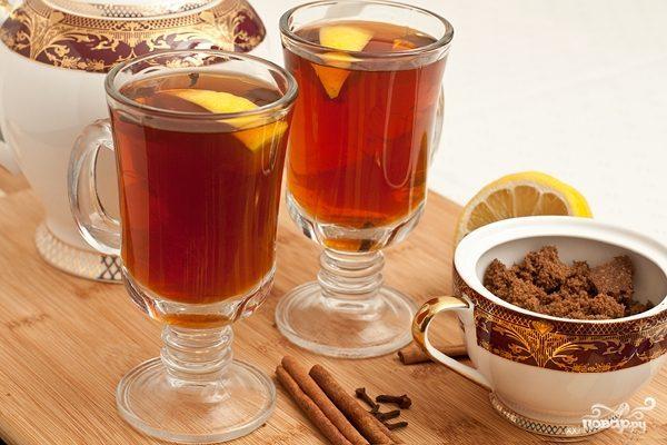 Чайный грог