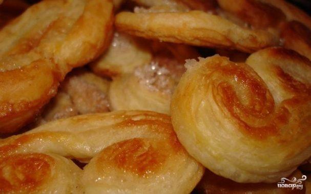 Рецепты несладкой выпечки из слоеного теста пошагово