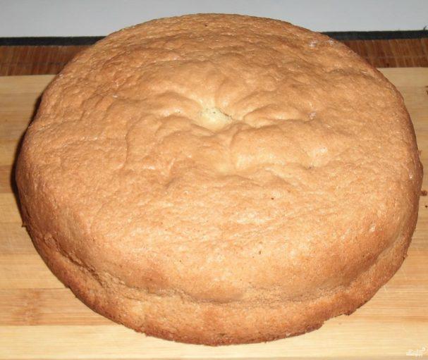 Корж для торта