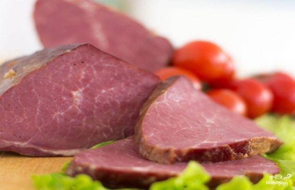 Копченное мясо своими руками