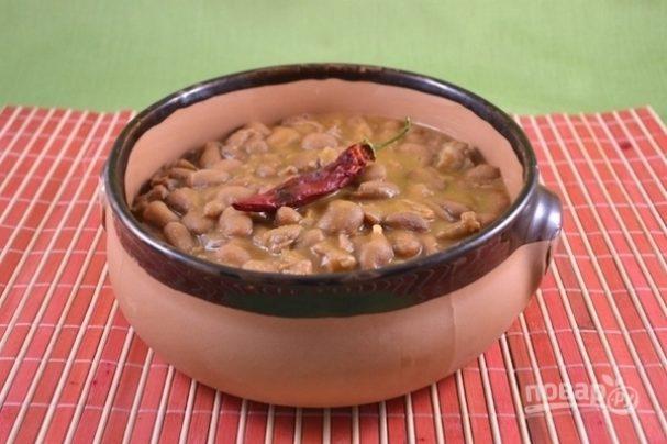 Зимний суп с мясом