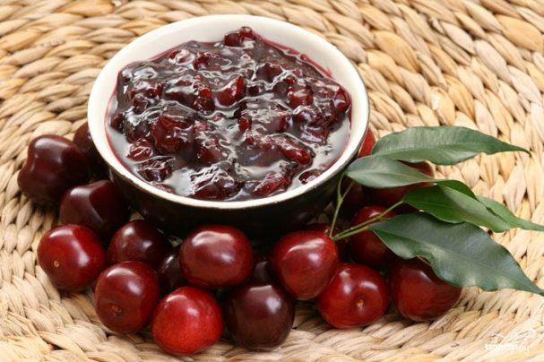 Как сварить вишневое варенье без косточек в домашних условиях
