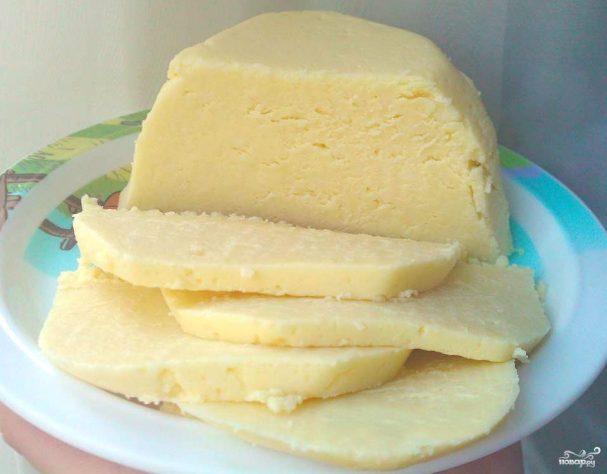 Сыр из кефира в домашних условиях рецепт пошагово с