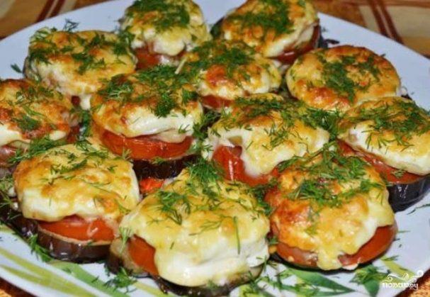 мясо грибы запеченные в духовке рецепт с фото