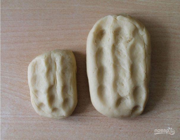 Песочное тесто на печенье