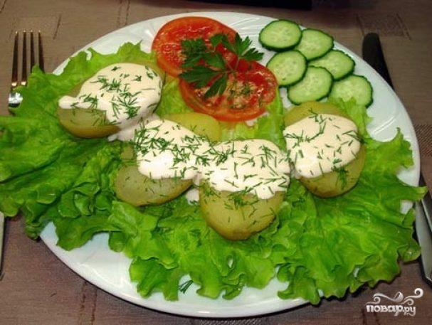 Картофель по-перуански