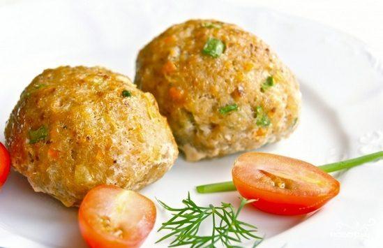 диетические котлеты из щуки в духовке рецепты